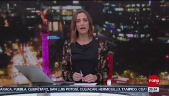 Foto: Las Noticias Ana Francisca Vega Programa Completo Forotv 30 Octubre 2019
