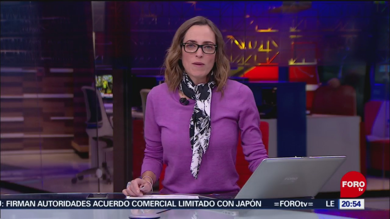 Foto: Las Noticias Ana Francisca Vega Programa Completo Forotv 7 Octubre 2019