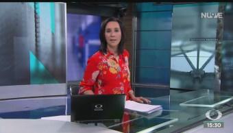 FOTO: Noticias Karla Iberia Programa Completo 23 Octubre