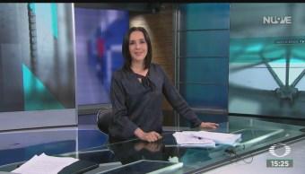 FOTO: Noticias Karla Iberia Programa Completo 29 Octubre
