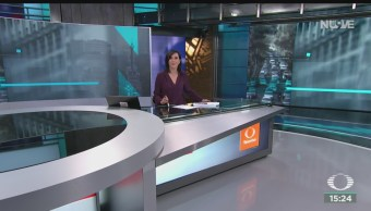 FOTO: Noticias Karla Iberia Programa Completo 8 Octubre