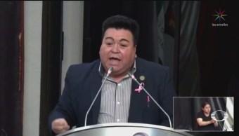 Foto: Legislador Sonora Se Declara Gay Plena Sesión 10 Octubre 2019