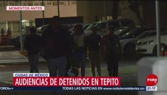 Foto: Detenidos Operativo Tepito Liberan 27 Personas 24 Octubre 2019