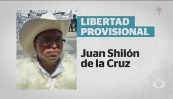 Foto: Liberan Juan Shilón Chiapas Autoridades Aseguraron Aplicar Ley 11 Octubre 2019