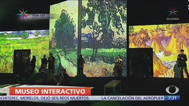 Llega a México 'Van Gogh alive, the experience'
