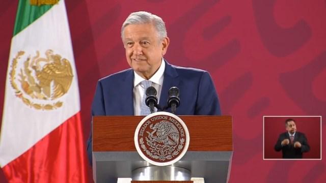 Foto: Andrés Manuel López Obrador, 2 de octubre de 2019