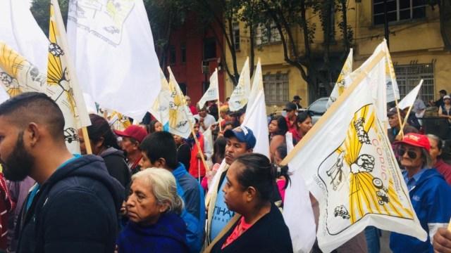 Foto Manifestantes afectarán vialidad hoy 17 de octubre 2019