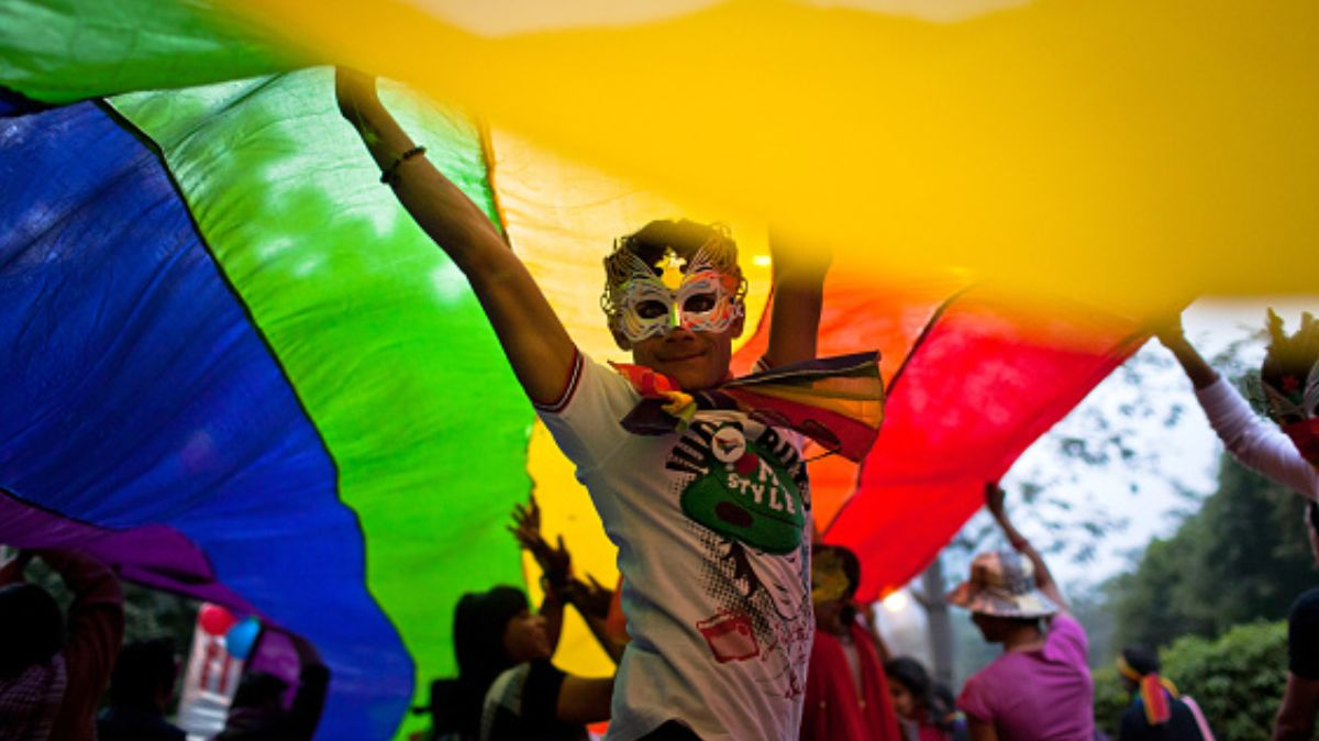 Marcha del Orgullo LGBTTTI