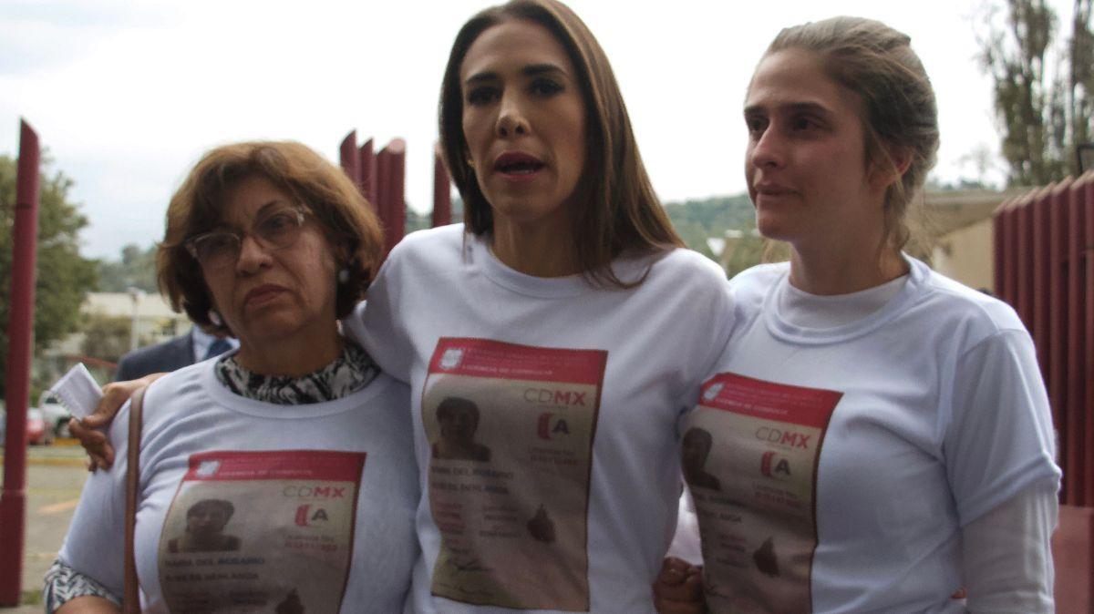 Mariana Moguel, hija de Rosario Robles