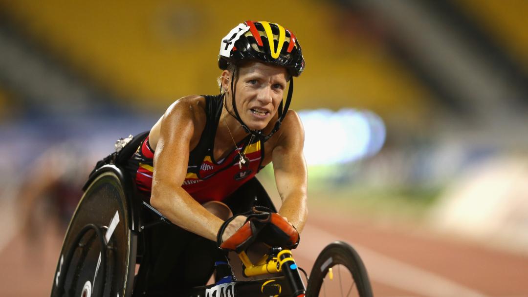 FOTO Marieke Vervoort, campeona paralímpica, muere tras eutanasia (Getty Images)