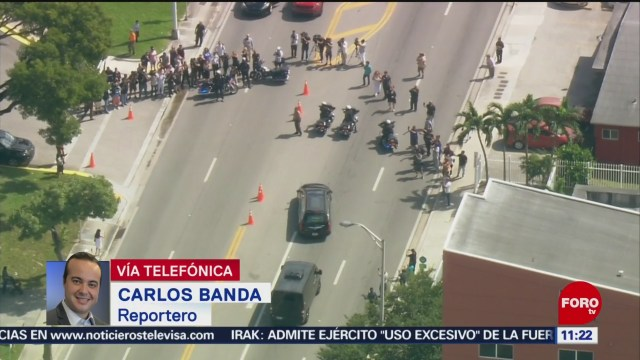 Más de siete mil personas asistieron al homenaje de José José, en Miami