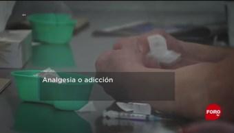 FOTO: Medicamentos Opioides pueden ser adictivos, 6 octubre 2019