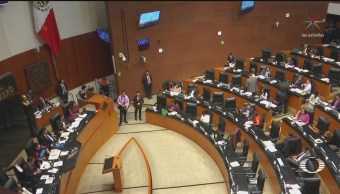 Foto: Medina Mora No Acudirá Senado Explicar Renuncia 7 Octubre 2019