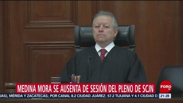 Foto: Medina Mora Rechaza Explicar Renuncia Senadores 7 Octubre 2019