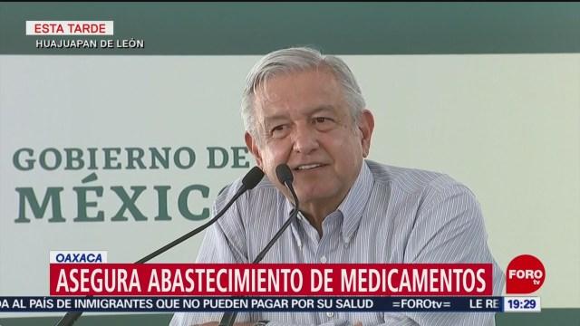 FOTO: México ahorrará 50 mil millones de pesos por lucha contra huachicol: AMLO, 6 octubre 2019