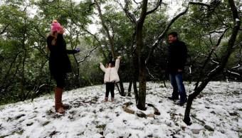 Foto: Clima frío en Monterrey, 8 de diciembre de 2017, México