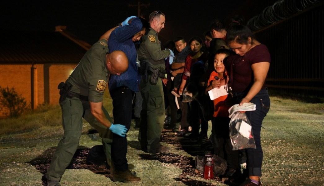 Foto: México, preocupado por intención EU de recolectar ADN de migrantes, Estados Unidos