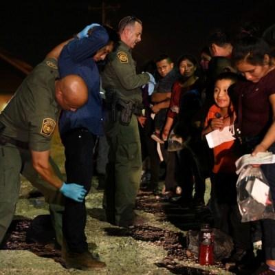 México, preocupado por intención EU de recolectar ADN de migrantes