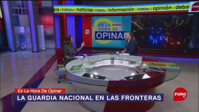 Foto: Desempeño Guardia Nacional Frenar Migración 23 Octubre 2019