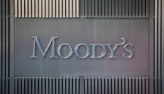 Foto: La agencia de calificación crediticia Moody's, el 14 de octubre de 2019 (Getty Images)