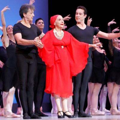 Muere Alicia Alonso, la leyenda de la danza cubana