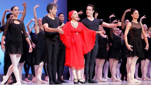 Foto Muere Alicia Alonso, la leyenda de la danza cubana
