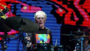 Imagen: Peter Edwar Baker, su nombre real, comenzó su carrera musical en 1966 cuando fundó la banda de rock Cream al lado de Eric Clapton y Jake Bruce, 6 de octubre de 2019 (Efe)