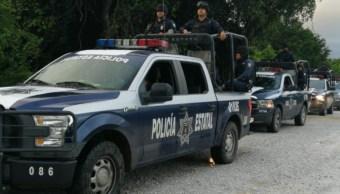 Foto: La Fiscalía General del Estado de Oaxaca logró la aprehensión y vinculación de los dos probables responsables de este feminicidio en agravio de la persona identificada como E.P.G., 20 de octubre de 2019 (Twitter @SSP_GobOax)