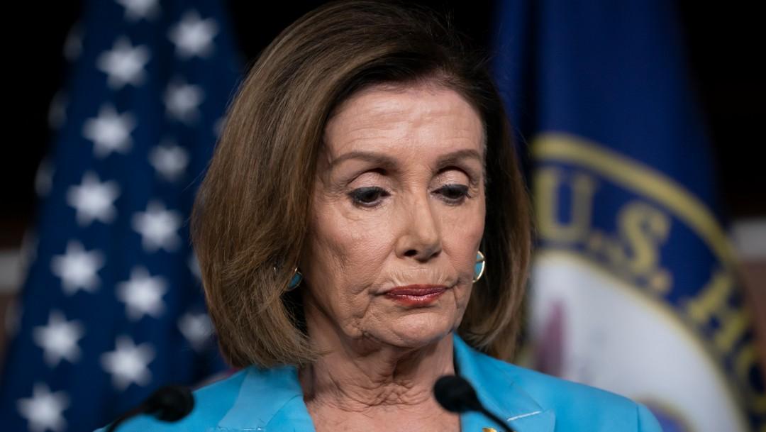 Foto: Nancy Pelosi,2 de octubre de 2019, Estados Unidos
