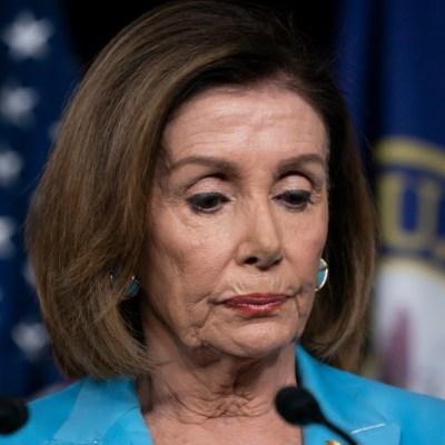 Pelosi espera que Trump trabaje con el Congreso de EU para aprobar T-MEC