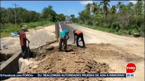 Foto: Narda Localidades Incomunicadas Guerrero 1 Octubre 2019