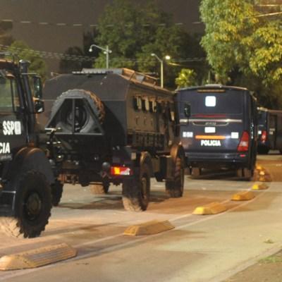 Operativo en Tepito revela posible colusión de criminales con autoridades CDMX