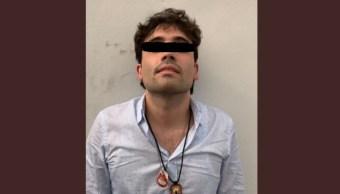 Foto vidio Guzmán nunca estuvo formalmente detenido