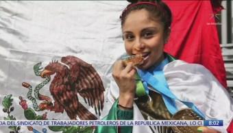 Paola Longoria, trayectoria de éxito en raquetbol