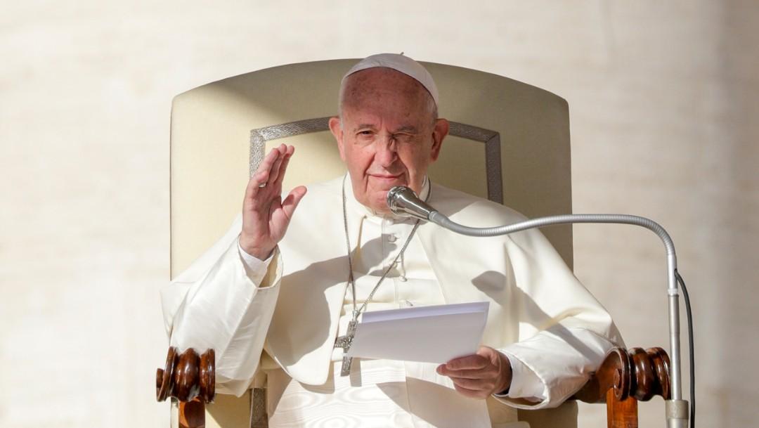 Foto Papa pide poner fin a las manifestaciones violentas en Chile