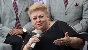 Imagen: La intérprete de 72 años se encuentra aún hospitalizada y permanecerá bajo supervisión médica hasta el lunes, 12 de octubre de 2019 (Moisés Pablo / Cuartoscuro.com)
