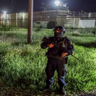 Al menos 30 de los más violentos en México, entre los fugados del penal de Aguaruto