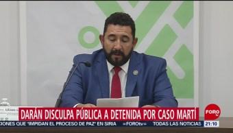 Foto: Pgjcdmx Ofrecerá Disculpa La Lore Caso Fernando Martí 8 Octubre 2019
