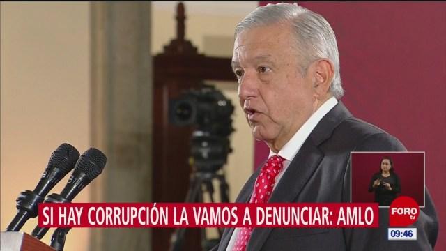 Pide AMLO revisar liberación de 27 detenidos en Tepito