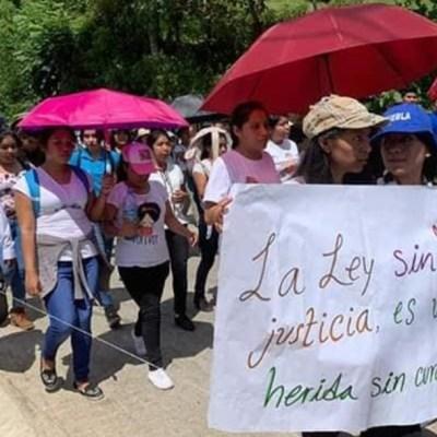 Piden esclarecer asesinato de estudiante indígena en Puebla