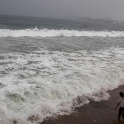 Se forma la tormenta tropical 'Priscilla'; se prevé toque tierra en Colima
