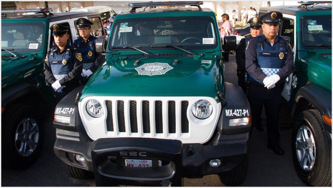 Imagen: Policías matan a asaltante en intento de robo, 20 de octubre de 2019 (VICTORIA VALTIERRA /CUARTOSCURO.COM)
