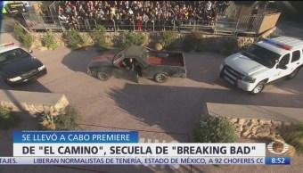 Premiere 'El Camino', secuela de Breaking Bad