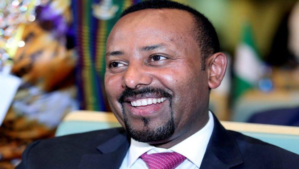 Premio Nobel de la Paz 2019 para Abiy Ahmed Ali, primer ministro de Etiopía