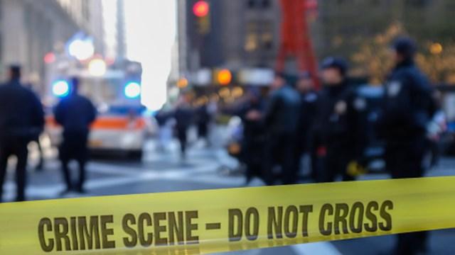 """Imagen: El alcalde Bill de Blasio se manifestó """"horrorizado"""" por el acto de violencia """"contra la población más vulnerable de nuestra comunidad"""", 6 de octubre de 2019 (Getty Images, archivo)"""