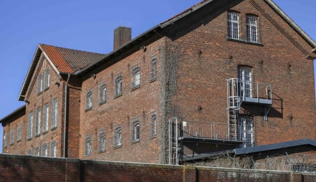 Prisión de Vechta, en Alemania.