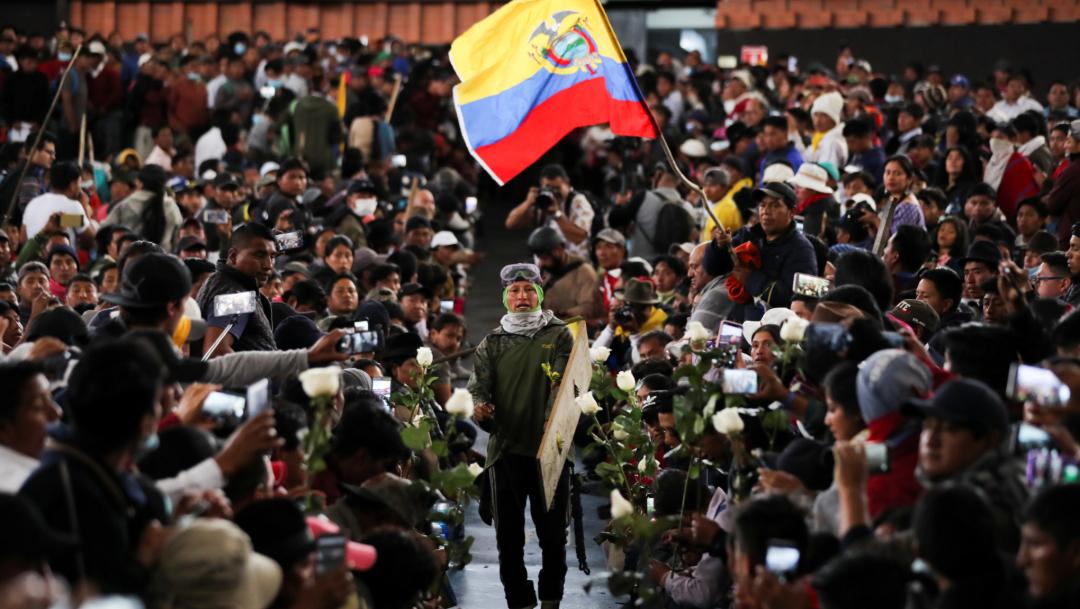 Foto: Las protestas no han cesado en Ecuador, 04 de octubre de 2019 (Reuters)
