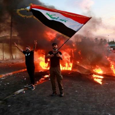 ¿Qué origina las protestas que han dejado decenas de muertos en Irak?
