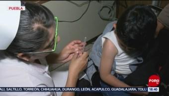 FOTO: Puebla Arranca Campaña Vacunación Contra Influenza