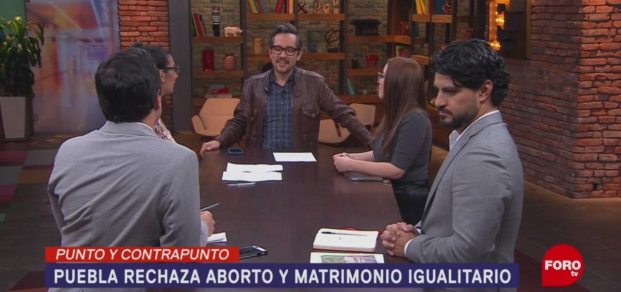 Foto: Puebla Gobierno Cavernas Aborto Matrimonio Gay 10 Octubre 2019